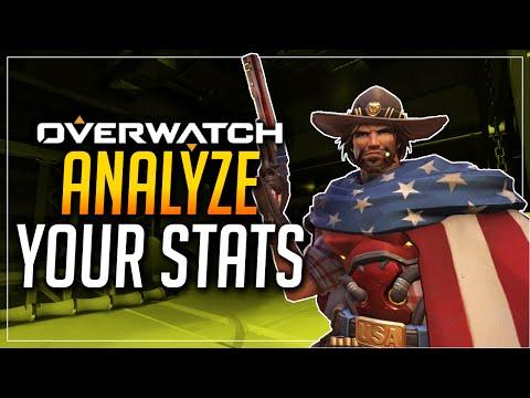 How to Analyze your Overwatch Statistics!
