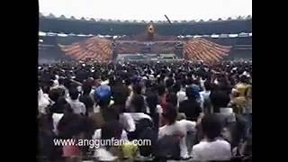 Anggun Cipta Sasmi - Tua Tua Keladi (Pembukaan Konser Kantata Takwa) April 1991 Senayan, Jakarta