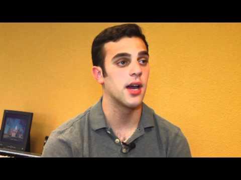 Meet KU music education major David Attillio