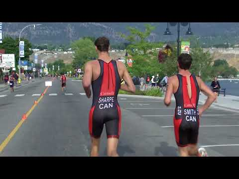 2017 Penticton ITU Aquathlon World Championships - Elite Men's Highlights