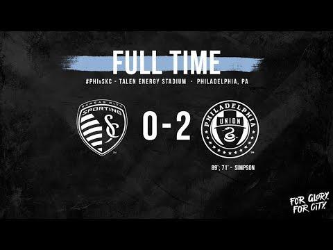 Match Highlights: Philadelphia Union 2 0 Sporting Kansas City | September 23, 2018