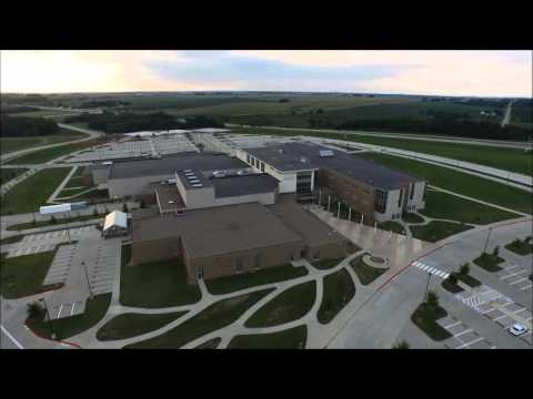 Southeast Polk High School - Drone