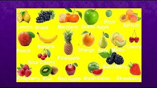 Teach Children's Fruit! Learning Fruits with Puzzle! Little Kids Channel