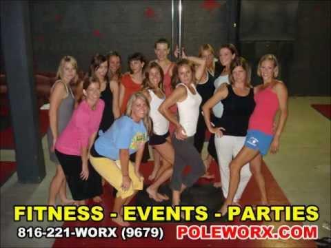 SHAWNEE POLE DANCING STUDIO - SHAWNEE KANSAS POLE DANCE CLASSES LESSONS