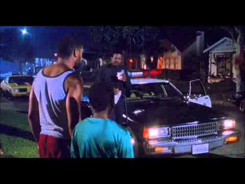 Boyz n The Hood - Racist Cop