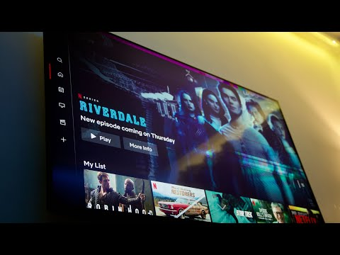 LG Nanocell Series 9 Review | Is The SM9010 The Best LCD TV?