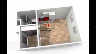 Квартира 1+кк, 18 м2 в Празі 10 за 1 790 000 Kč