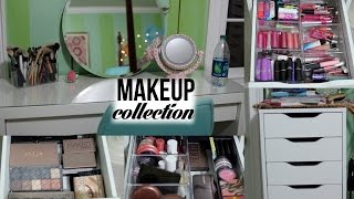 Makeup Collection and Storage 2015!!! | beautyisgood Thumbnail