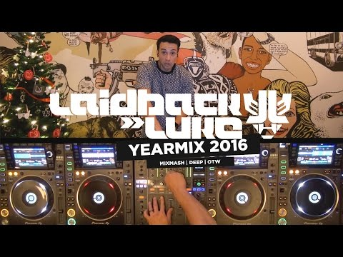 Laidback Luke | Yearmix 2016 (Mixmash)