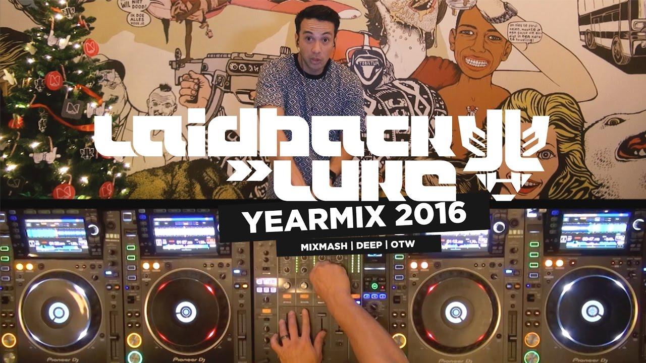 Laidback Luke | Yearmix 2016 (Mixmash) #1