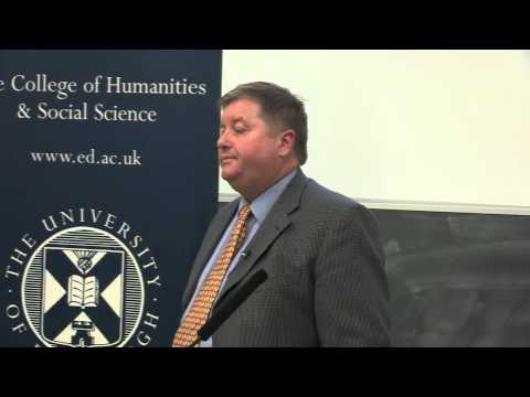 Prof. Ronnie Cann - Doing Language