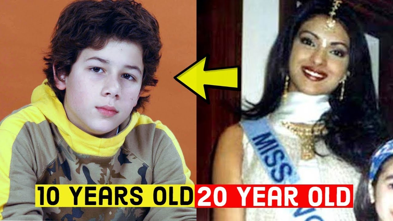Priyanka Chopra And Nick Jonas Shocking Age Gap And Transformation