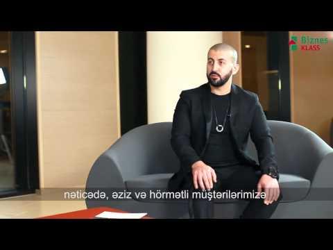 Biznes Klass Бахрам Гурбанов, GRBS Group of Companies