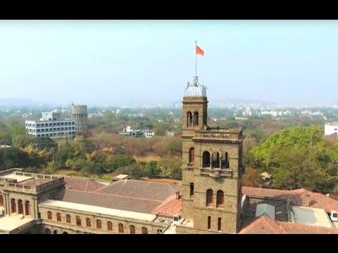 Savitribai Phule Pune University - A Profile