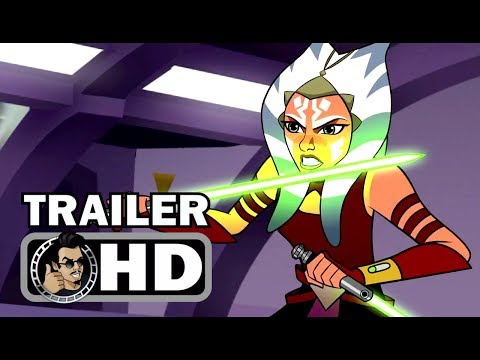 Thumbnail: STAR WARS: FORCES OF DESTINY Official Trailer (HD) Disney XD Animated Series