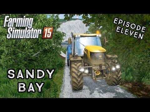 Let's Play Farming Simulator 2015 | Sandy Bay | Episode 11