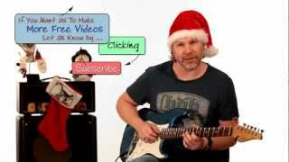 Dann Huff Angels We Have Heard On High Guitar Lesson - Part 3 of 3 - Guitar Breakdown - How To Play