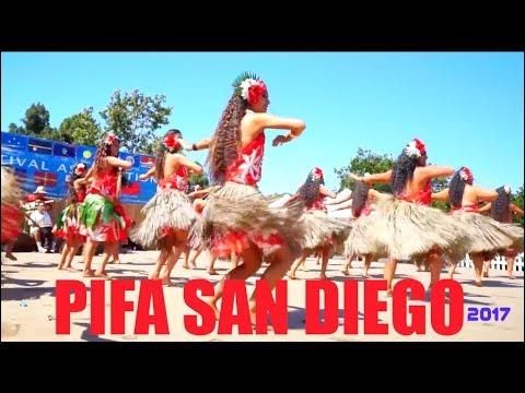 PIFA San Diego 2017 [Vlog Pacific Islander Festival]