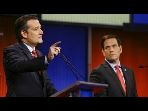 Sparks fly in final Republican debate before Iowa caucuses