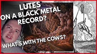 Ungfell ES GRAUET Album Review   Blackened Folk Metal