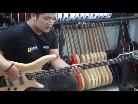 Belajar Bass Gampang Cara Cepat Pintar Dan Memahami Bass Major Scale FULL HD
