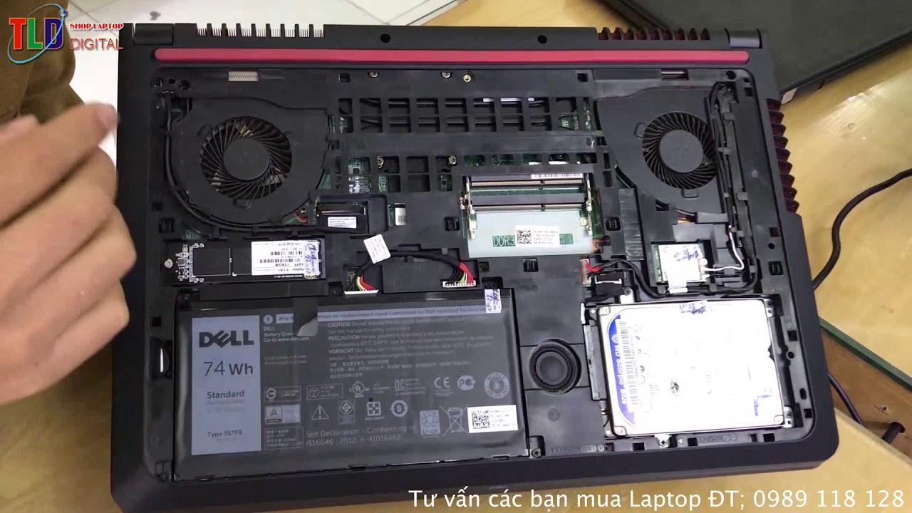 Laptop Đời Năm 2016 2017 2018 Có Nâng Cấp Được CPU Và VGA Rời Hay Không