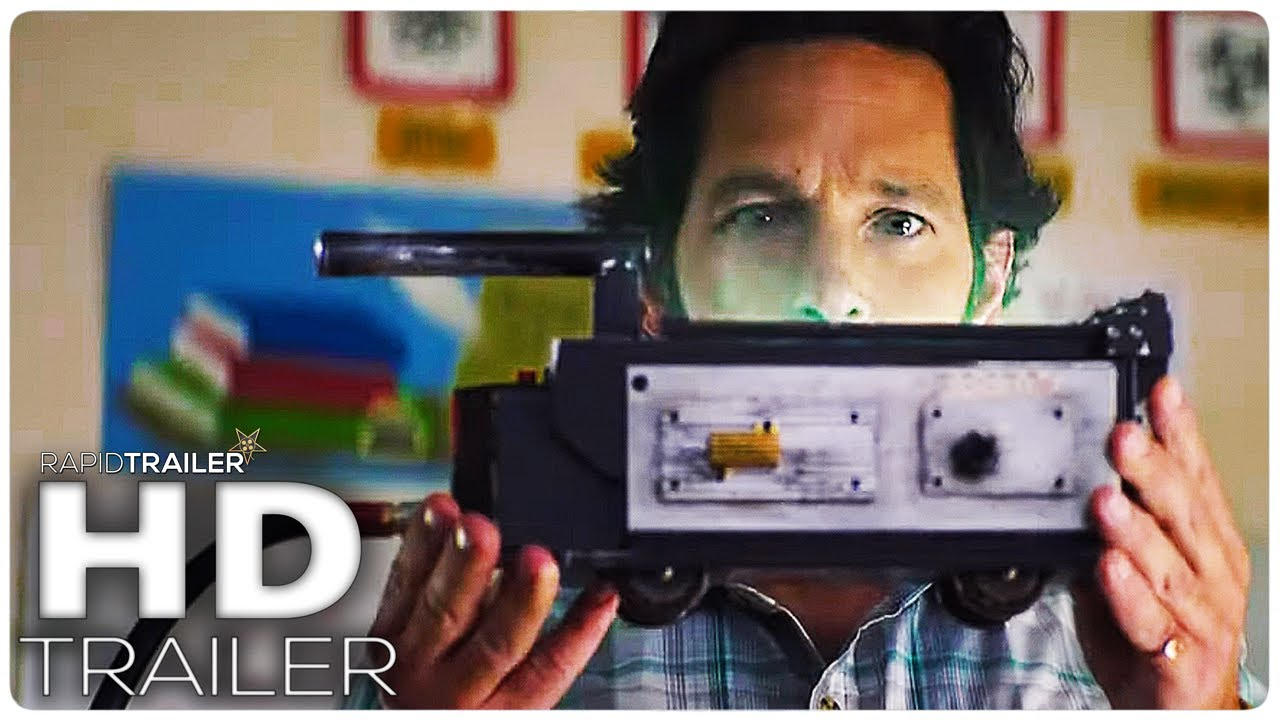 Trailer for 'Ghostbusters: Afterlife' is here, with Paul Rudd and a ...