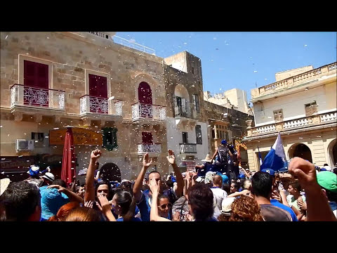 Assumption of Mary - Gozitans merry !