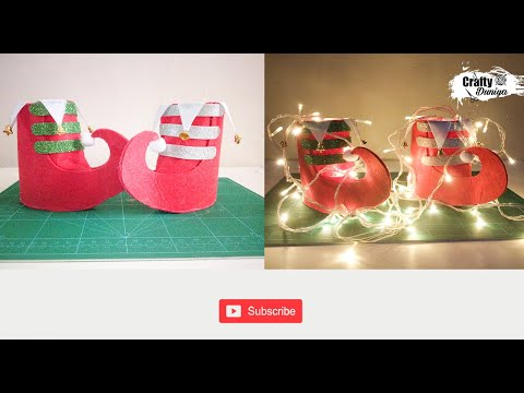 Christmas Decoration | Ornaments decorations ideas | DIY Craft