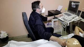 Aproximadamente 50 ultrassonografias foram realizadas durante esta quinta feira14 em Alto Santo