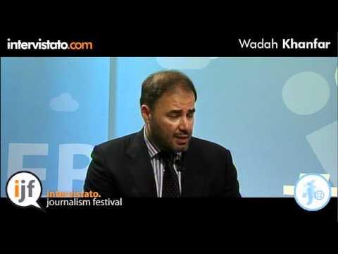 Intervistato.com | Wadah Khanfar su #ijf12 @khanfarw - YouTube