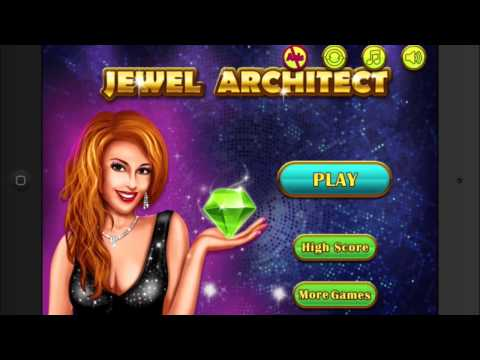 Jewel Architect Puzzle App Source Code by Bluecloud Solutions
