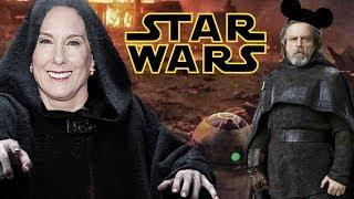 Die Probleme der neuen Star Wars Filme!