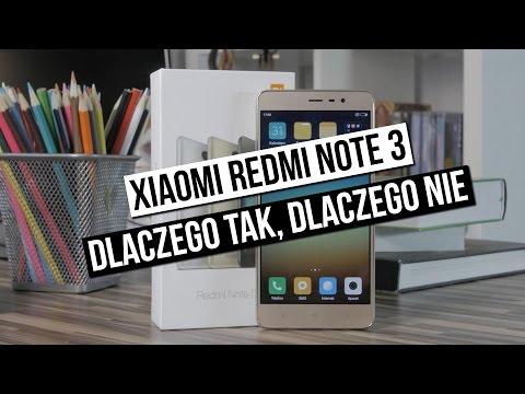 Xiaomi Redmi Note 3 Pro: szybki test - dlaczego tak, dlaczego nie?