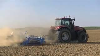 Farmet Kompaktomat K 600 PS  Démonstration ETS A. HORIOT 2019