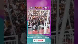 Live Godly Life!! shorts | Apostle Ankur Yoseph Narula