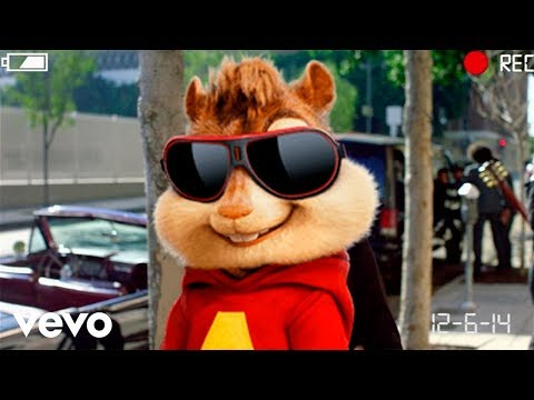 Maroon 5 - Sugar - Alvin and the Chipmunks