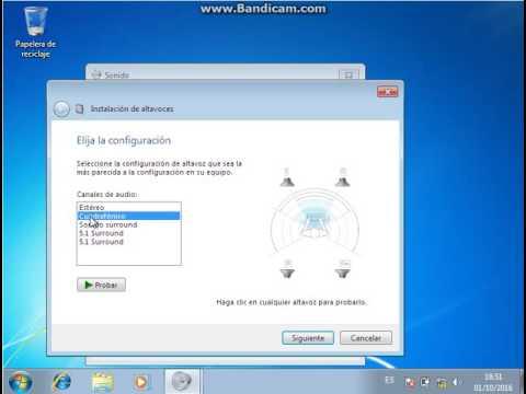Windows 7 Configurar Dispositivos De Audio Doovi