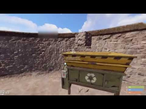 Rust Infinity Stone and Wood Glitch 11.10.2016 [fixed]