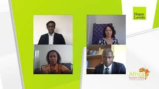 Blockchain Cryptoassets and regulation in Africa