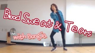 Video Blood Sweat & Tears by BTS Mirrored Dance Cover download MP3, 3GP, MP4, WEBM, AVI, FLV November 2017