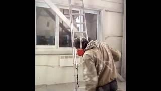 видео Нанесение огнезащиты