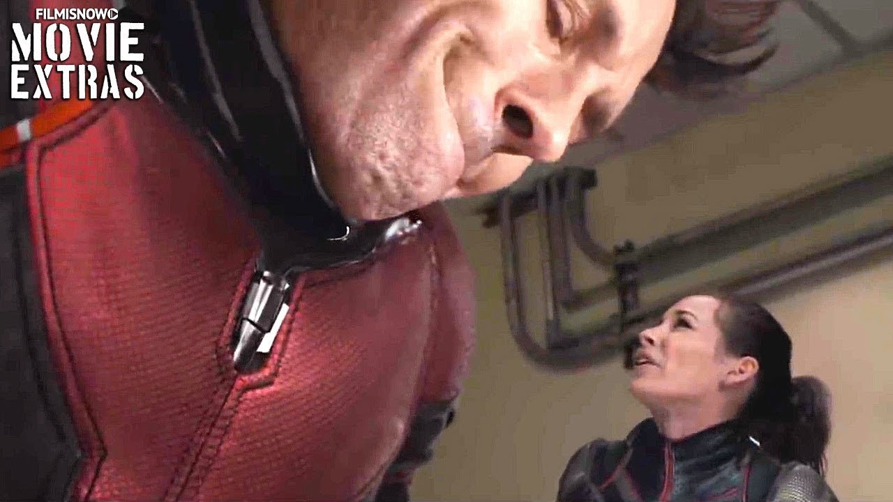 """Download ANT-MAN AND THE WASP   Extended """"School Scene"""" Preview [Blu-Ray/DVD 2018]"""