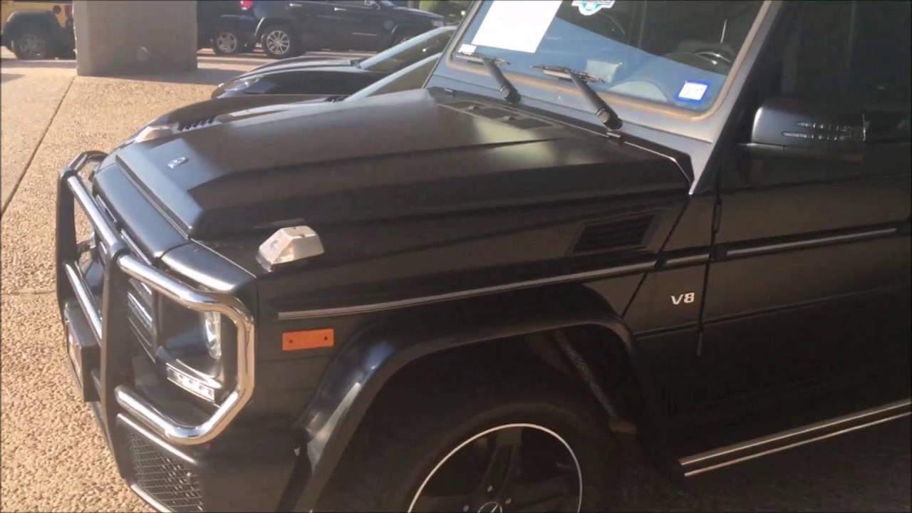 2016 mercedes benz g class g550 dallas tx mercedes for Mercedes benz dealership dallas texas