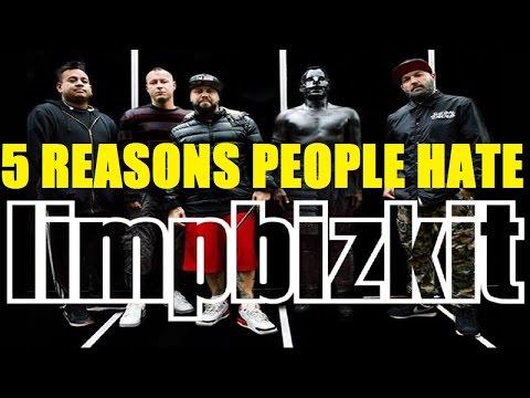 5 Reasons People Hate LIMP BIZKIT