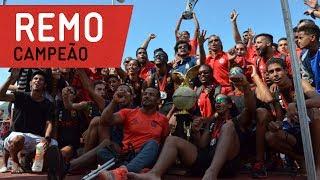 Flamengo, campeão de Terra e Mar!