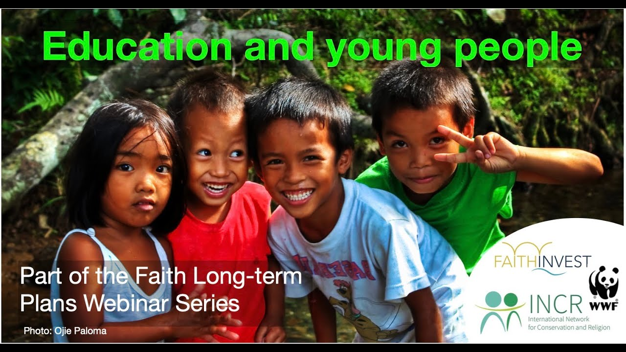 Webinar: Education and engaging young people
