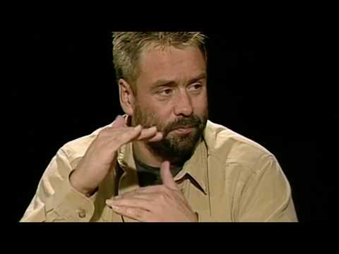 "Director Luc Besson interview on ""The Fifth Element"" on Charlie Rose (1997)"
