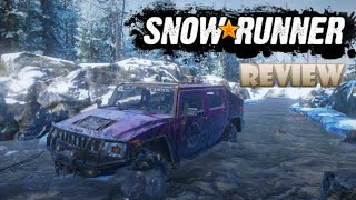 Snow Runner (Switch) Review (Video Game Video Review)