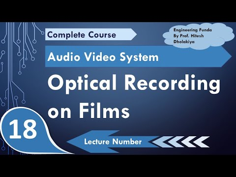 Optical Recording On Films